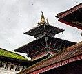 Raining Drops on Pagoda Style.... Kathmandu Nepal.jpg
