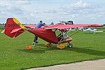 Raj Hamsa X'Air 582(5) 'G-XRXR' (40898780704).jpg