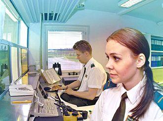 Schengen Area - Passport control at an external Schengen border in Finland