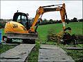 Randwick, Gloucestershire ... sewer work. - Flickr - BazzaDaRambler.jpg