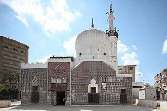Rosetta - Image: Rashid Abbasi Mosque