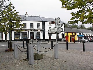 Rathangan, County Kildare Town in Leinster, Ireland