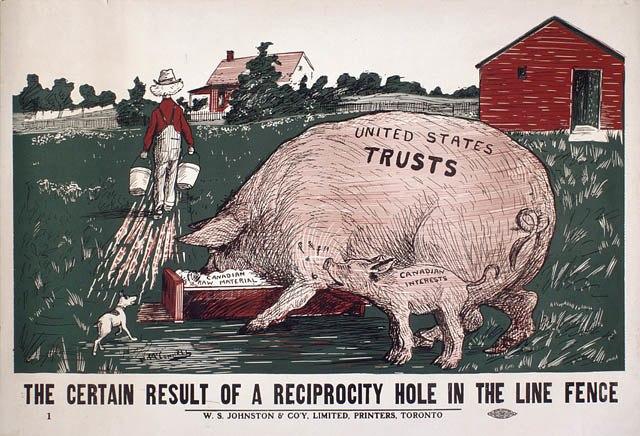 Reciprocity pigs