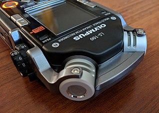 Recorder Olympus LS-100 - 3.jpg