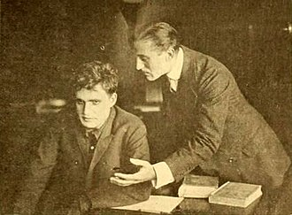 Carl Harbaugh - Rockliffe Fellowes and Carl Harbaugh in Regeneration (1915)