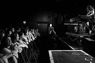 Regina Spektor - Spektor performing in Brighton on October 26, 2006
