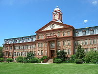 Regis University-Main Hall.jpg