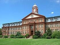 Regis University-Main Hall.jpg