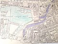 Relationship between Limehouse Cut and Regent's Canal - 1870.jpg
