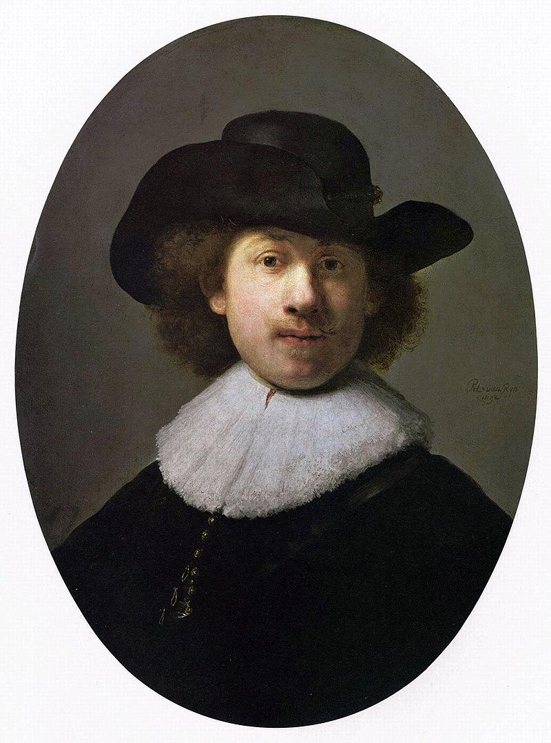 Rembrandt en su época de mayor éxito comercial.