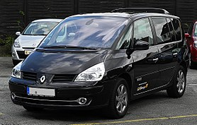 renault espace 2017 specifications