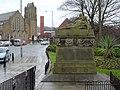 Renforth Memorial, Prince Consort Road, Gateshead - geograph.org.uk - 1604874.jpg