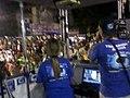 Repórteres da TVG Rio no Carnaval da Intendente Magalhães - 2014.jpg