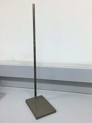 Retort stand - Retort stand