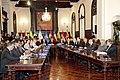 Reunión Extraordinaria de Jefes y Jefas de Estado de UNASUR (8663542894).jpg