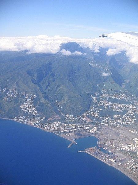 Quoi voir à l'île de la Réunion - visiter la commune de la Possession