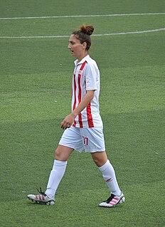 Reyhan Şeker Turkish footballer
