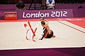 Rhythmic gymnastics at the 2012 Summer Olympics (7915292298).jpg
