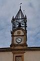 Riaza, campanario en Casa Consistorial.jpg
