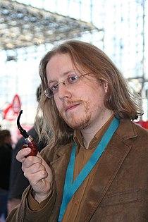 Rich Johnston, 2007.jpg