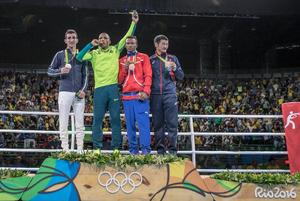 Rio 2016 Olympic Games - Medal Ceremonies (28413403454).png