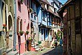 Riquewihr Village France Alsace House Old Houses Facade.jpg