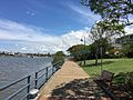 Riverwalk Brisbane in Teneriffe.JPG