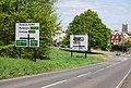 Road Signs, Church Rd (A264) - geograph.org.uk - 1287386.jpg