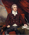 Robert, 4th Earl of Buckinghamshire (1760-1816), by Henry Bone.jpg