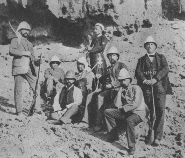 File:Robert Koch (Deutsche Cholera-Expedition in Ägypten 1884).jpg