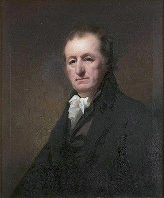 Robert Scott Moncrieff - Robert Scott Moncrieff by Sir Henry Raeburn