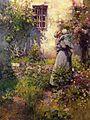 Robert Vonnoh - Peasant's Garden.jpg