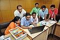 Robot Building Session - Workshop on Organising Indian and World Robot Olympiad - NCSM - Kolkata 2016-03-07 2252.JPG