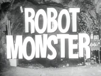 Fichier:Robot Monster trailer (1953).webm