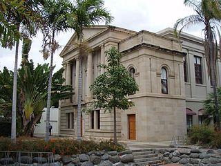 Rockhampton Courthouse