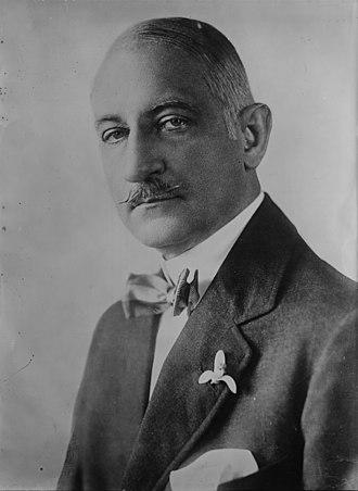 Rodman Wanamaker - Image: Rodman Wanamaker in 1927