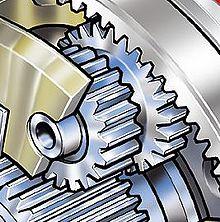 Planetary Gear Set >> Epicyclic gearing - Wikipedia