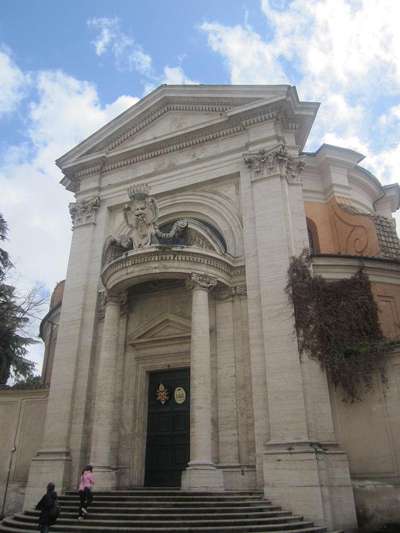 Roma - Chiesa di Sant'Andrea al Quirinale.jpg