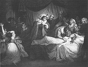 Richard iii act 1 scene 2