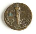 Romerskt bronsmynt, 152-53 - Skoklosters slott - 110747.tif