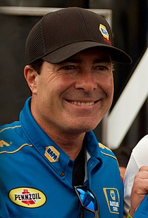 Ron Capps (racing driver) American NHRA Funny Car racer