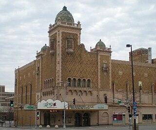 Rose Blumkin Performing Arts Center theatre and performing arts center in Omaha, Nebraska
