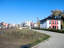 Güterbahnhof in Rostock