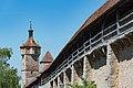 Rothenburg ob der Tauber, Stadtbefestigung, Stadtmauer Klingenschütt, Klingentorturm 20170526 005.jpg