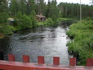 Rottnan - River Rotna in Svullrya, Norway