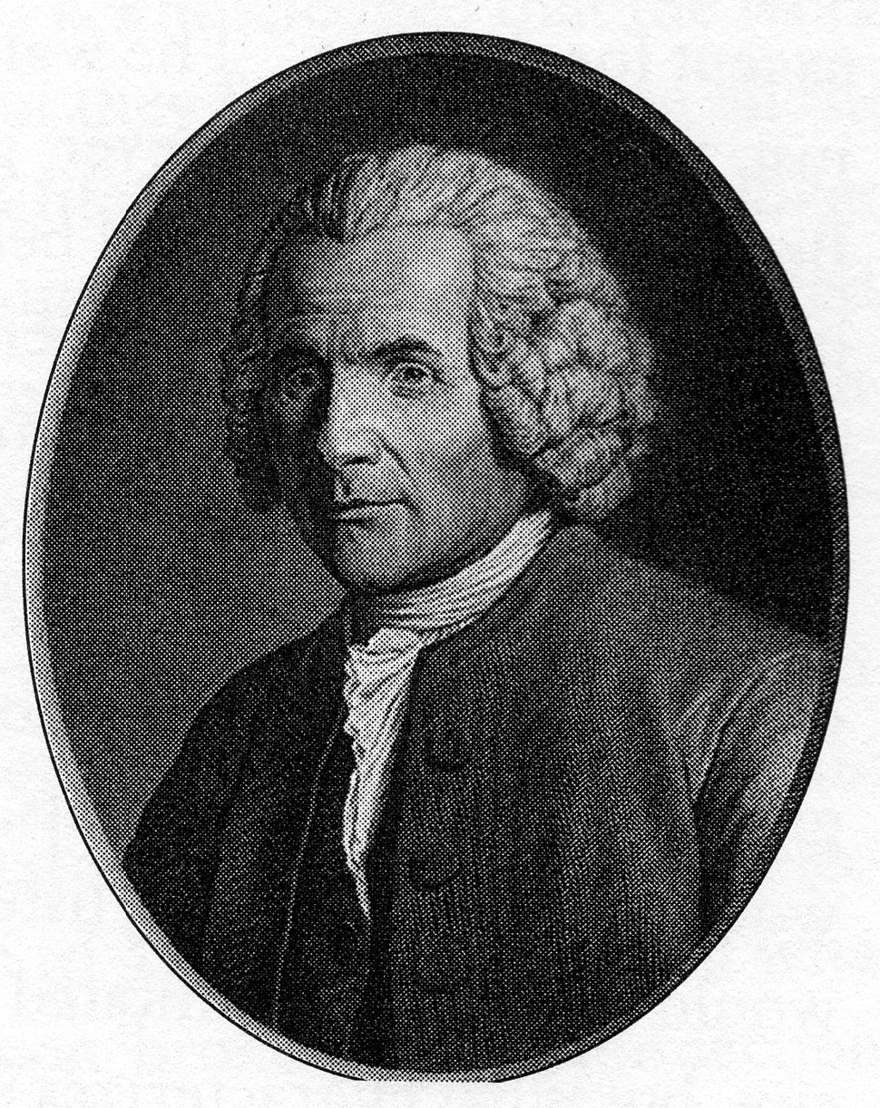Rousseau in later life
