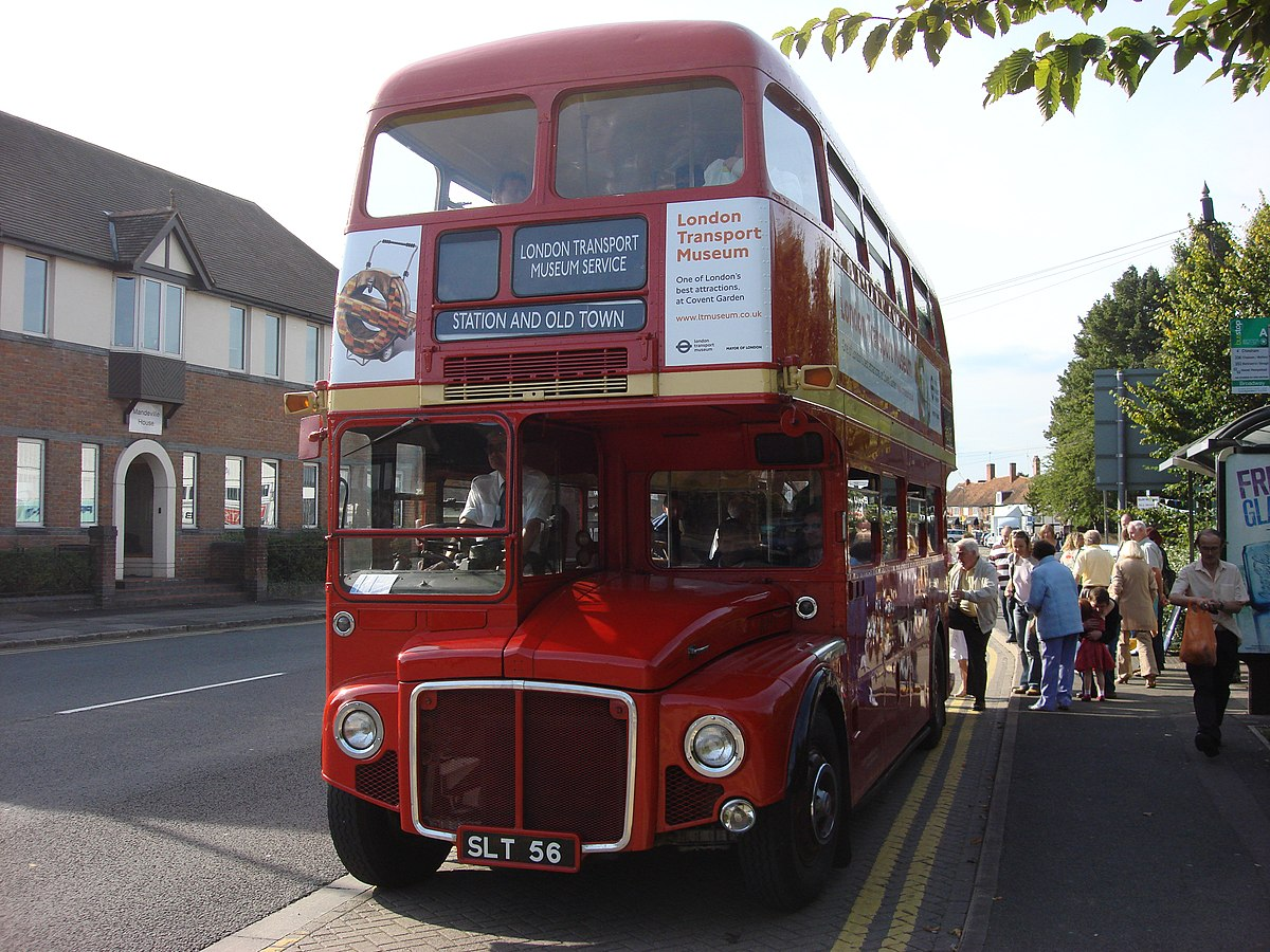 AEC Routemaster - Wikipedia