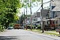 Row of Northside unit in Schenectady, New York.jpg
