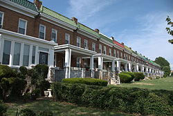 Rowhouses, Edmondson Avenue Historic District.jpg