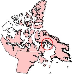 Rowley Island - Rowley Island, Nunavut.